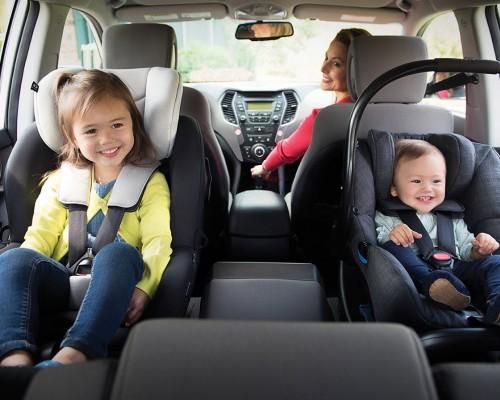 Alegerea scaunului auto potrivit pentru copilul tau