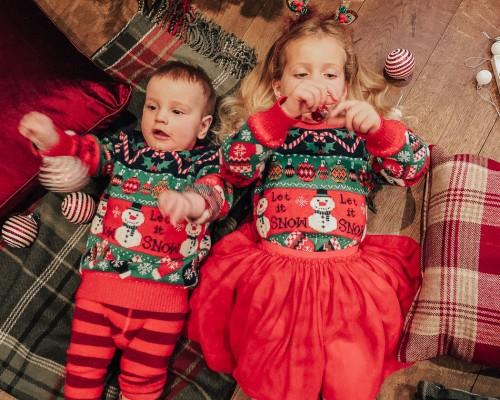 Hainute festive pentru copilul tau