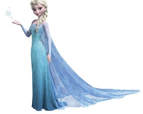 Cum sa o desenezi pe Elsa din filmul Frozen