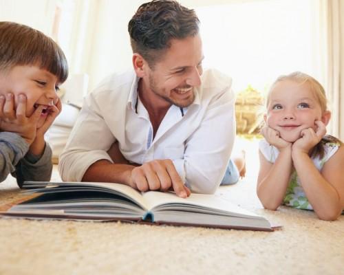 5 secrete pentru o relatie fericita si sanatoasa cu copiii tai mici