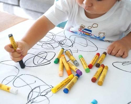 5 beneficii ale artei pentru copii